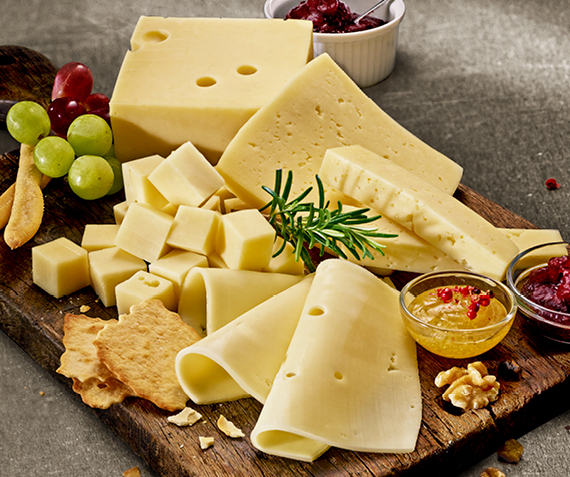 Cold Cheese Platter