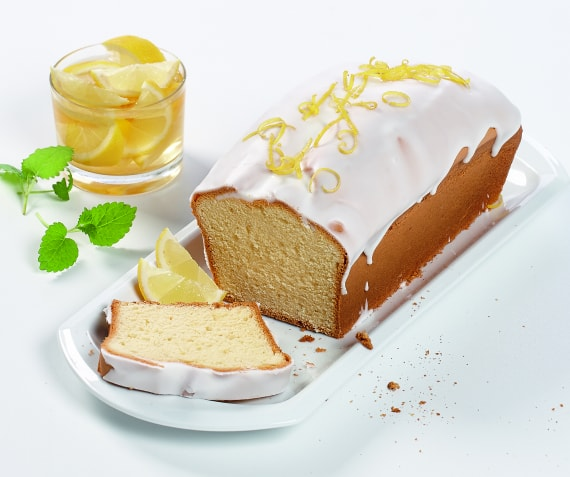 Refreshing Lemon Cake