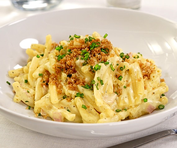 Pasta Mac and Cheese